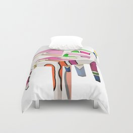 CHAIR 01 Duvet Cover