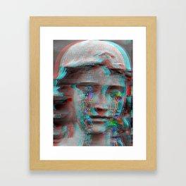 Lostangel Framed Art Print