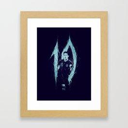 Messi Framed Art Print