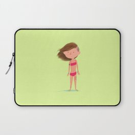 Summer Girl Laptop Sleeve