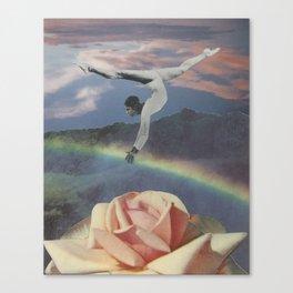 Beam Canvas Print