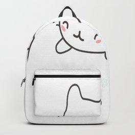 Cute _ Funny Cat Pun Backpack