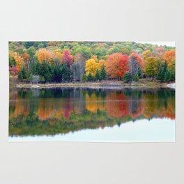 Autumn Reflection Rug