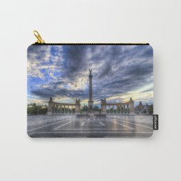 Heroes Square Budapest Carry-All Pouch