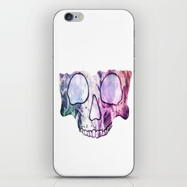 TechnoColor Skully iPhone Skin