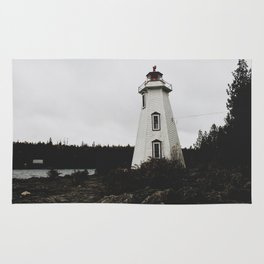 Big Tub Lighthouse Rug