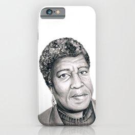 Octavia Butler iPhone Case