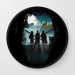 HarryPotter Wall Clock