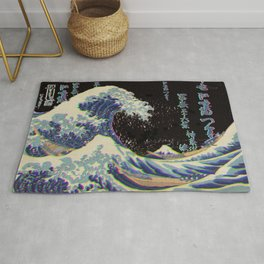 The Great Vaporwave Rug