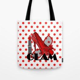 Glam Fashion Tote Bag