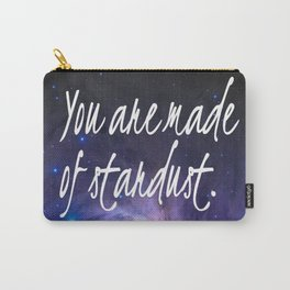 Stardust | Universe quotes | Stars | Star quotes Carry-All Pouch
