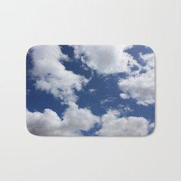 Cloud Quintuplet Bath Mat
