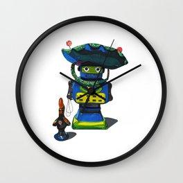 Robot-Bob Wall Clock