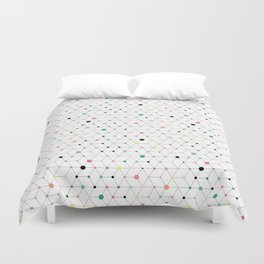 Connectome Duvet Cover