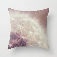 Fairydust Throw Pillow