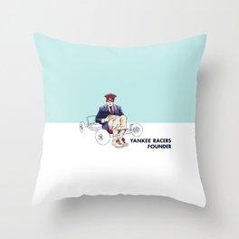 Rushmore Throw Pillow