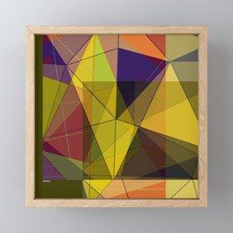 Mirage Framed Mini Art Print