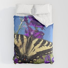 Swallowtail Comforters