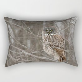 Patience is my strongest virtue Rectangular Pillow