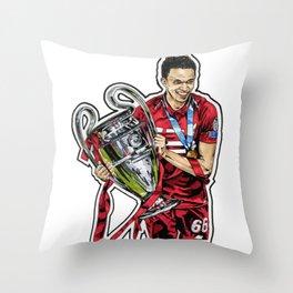 TAA - European Champion Throw Pillow