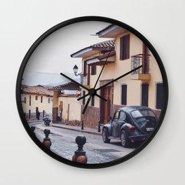 PE // 0050 Wall Clock