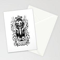 Fury awakened Stationery Cards