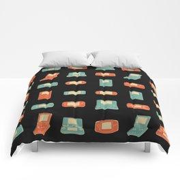 Handheld History Comforters