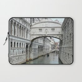 Bridge of sighs in Venice Laptop Sleeve