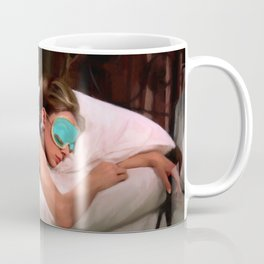 Audrey Hepburn #4 @ Breakfast at Tiffany's Coffee Mug