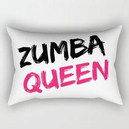 Zumba Queen Rectangular Pillow