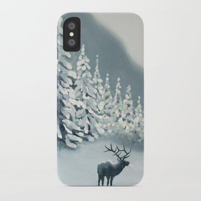 Colorado Snow iPhone Case