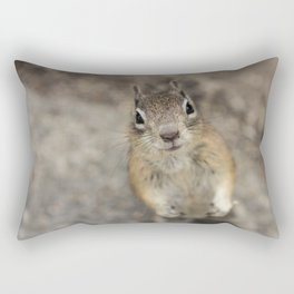 Cute Squirrel Rectangular Pillow