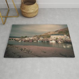 Seaton Harbour Cottages Rug