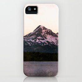 Getting Lost at the Lake iPhone Case