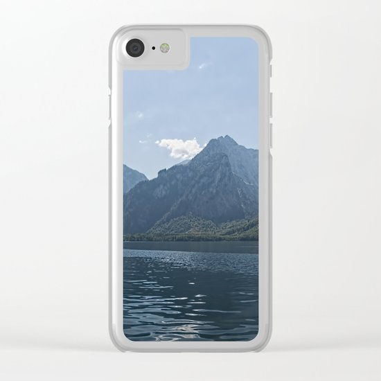 Bavaria - Koenigssee Lake Summer Clear iPhone Case