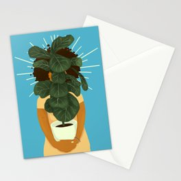 Plant Momma Stationery Cards