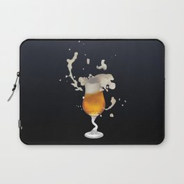 Belgian Beer 4: Splash Laptop Sleeve