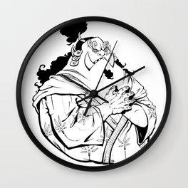 Jinbe Wall Clock
