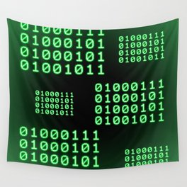 Binary code for GEEK Wall Tapestry