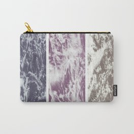 Saltwater tryptych Var I Carry-All Pouch