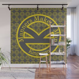 Manners Maketh Man [Kingsman] Wall Mural
