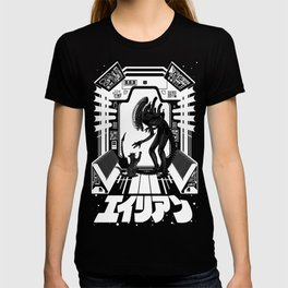 Alien '79 (Black and White) T-Shirt