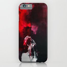 """""""You were born for this Clarke. Same as me."""" iPhone Case"""