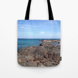 Oman Beach Tote Bag