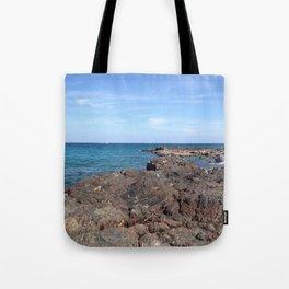 Oman Beach Tote Bag