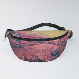 Two Sided Reception / Power of A Woman Fanny Pack