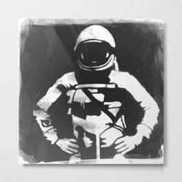 Spacer Metal Print