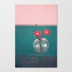 sweet I Canvas Print