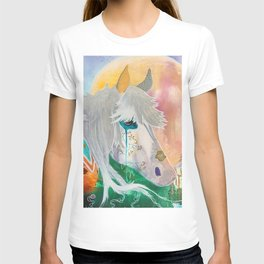 You and me - Horses - Animal - by LiliFlore T-shirt