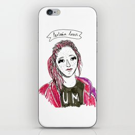Marina- SuperFriends Collection iPhone Skin